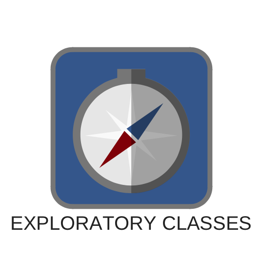 Exploratory Classes Button