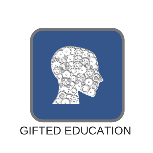 Gifted Education Button