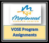Vose Program Assignments