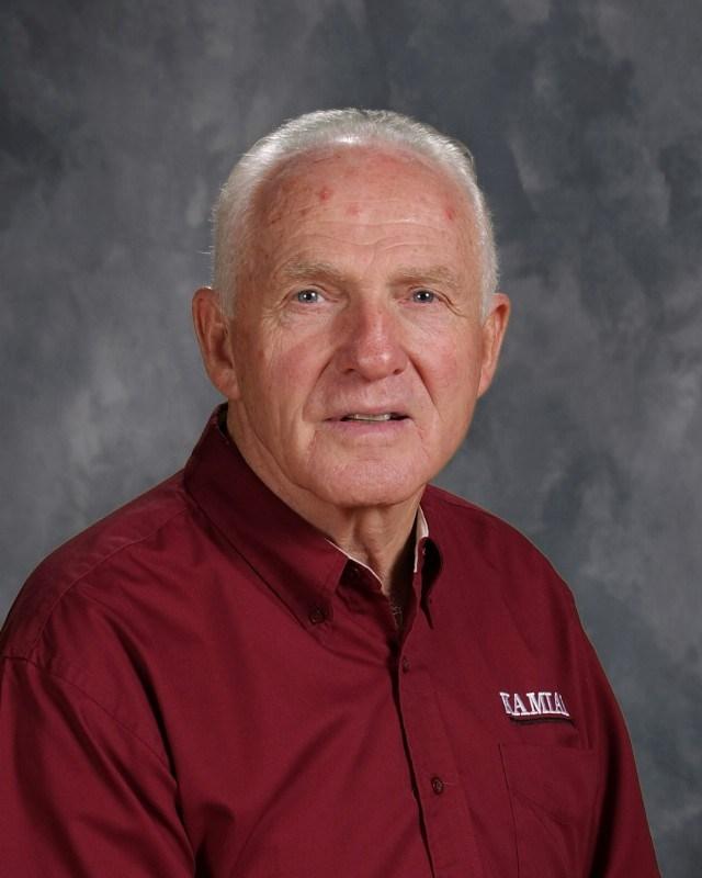 Superintendent - Fred Mercer