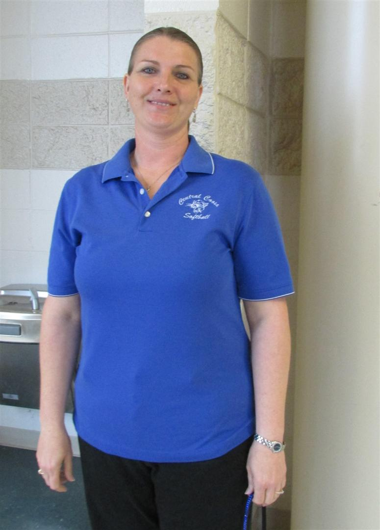 central middle school highlights cms students of the week teacher debbie phillips