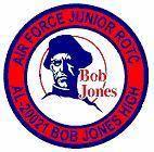 Bob Jones High School Air Force JROTC Shield