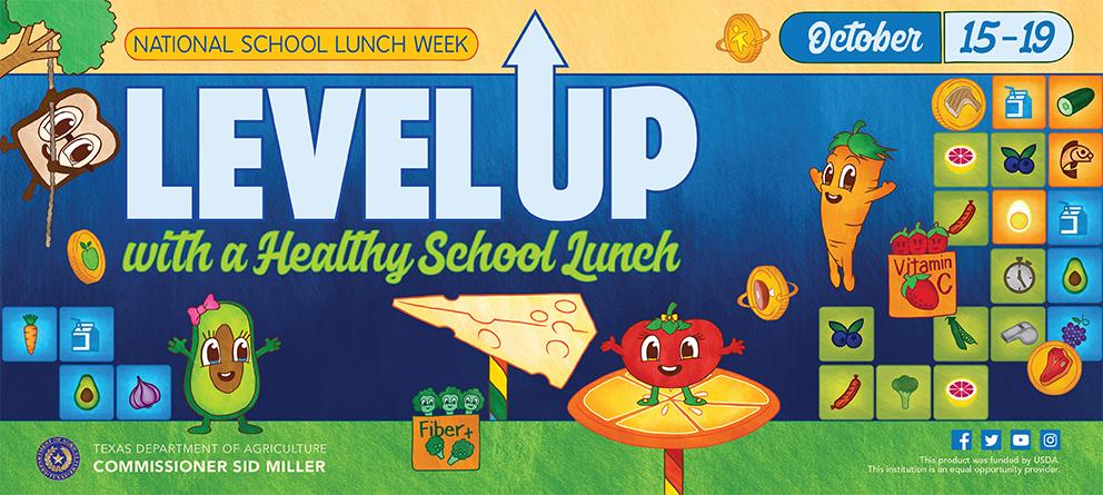 School Lunch Week
