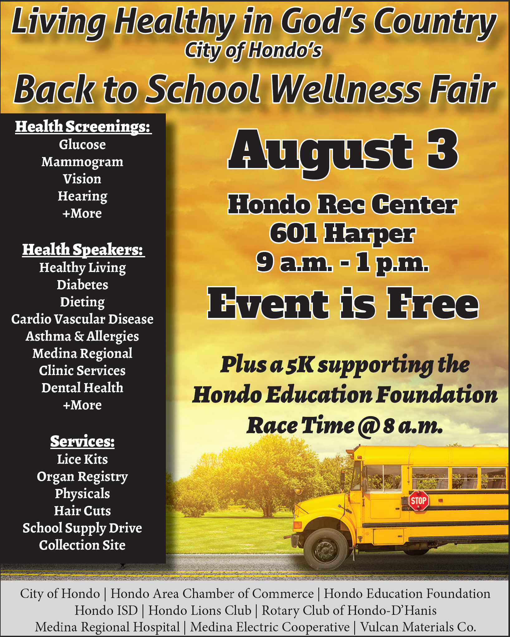 Wellness Fair