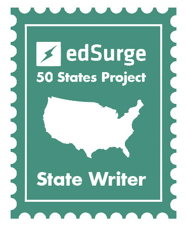 edsurge 50 State Project State Writer