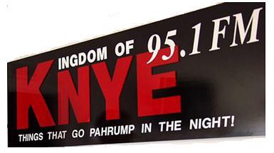 KNYE Logo for advertisement