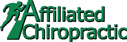 Affiliated Chiropractic Logo for advertisement