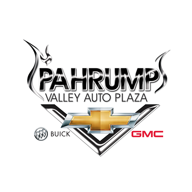 Pahrump Valley Auto Plaza Logo for advertisement
