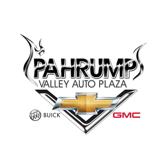 Pahrump Valley Auto Plaza Logo for advertisement