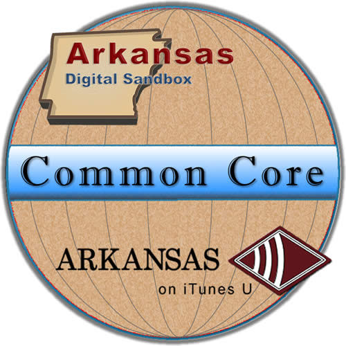 Arkansas Digital Learning Environments and the Common Core