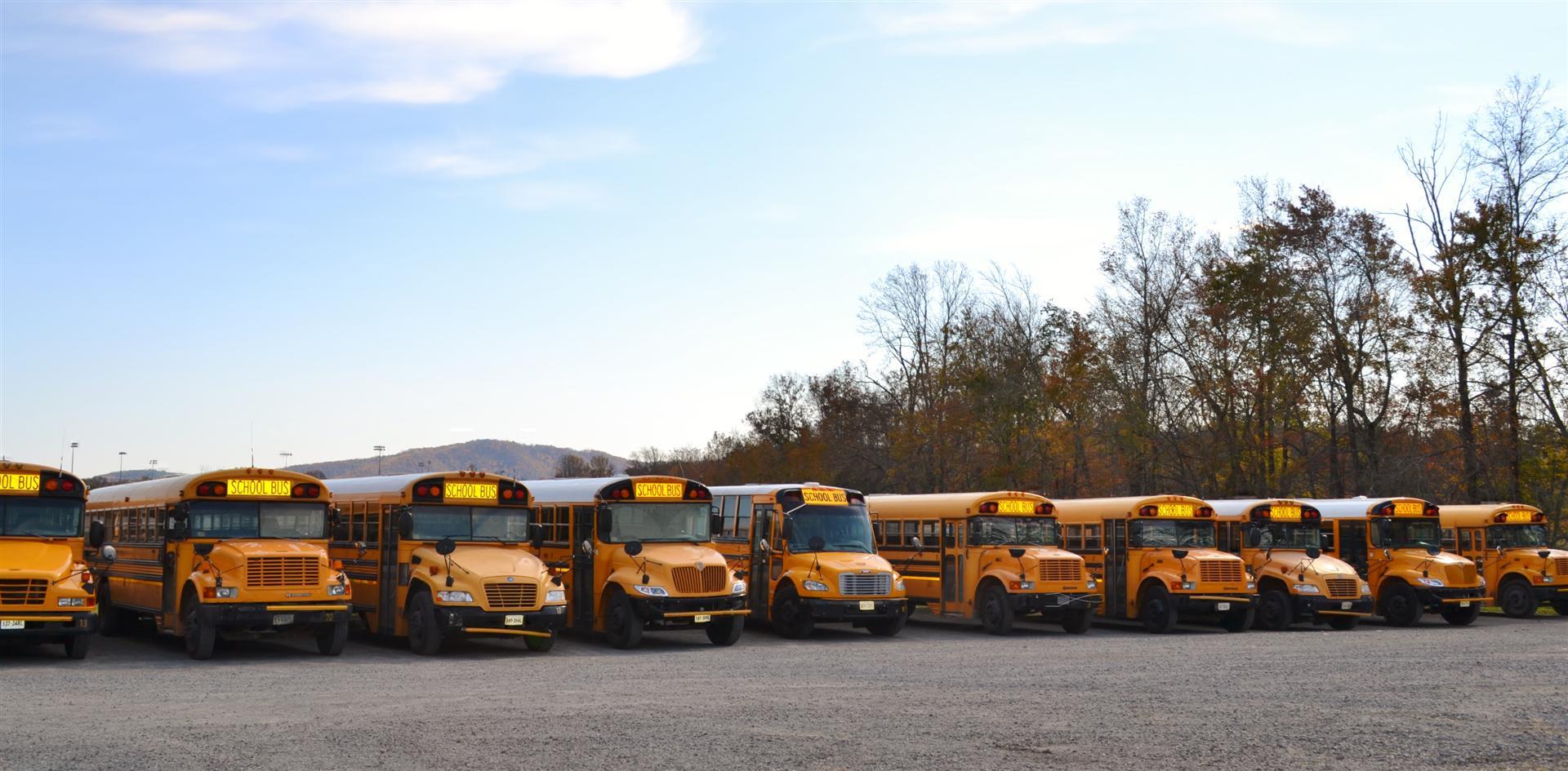 Rappahannock School Buses