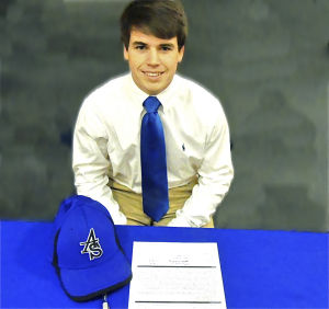 Fairhope's Ellenburg Signs with ASCC
