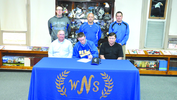WSN's Settle Signs with ASCC