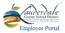 Lauderdale County School District Employee Portal