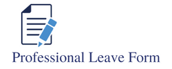 Professional Leave Form
