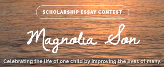 Magnolia Son Scholarship Essay Contest