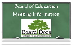 Board Docs Meeting Information