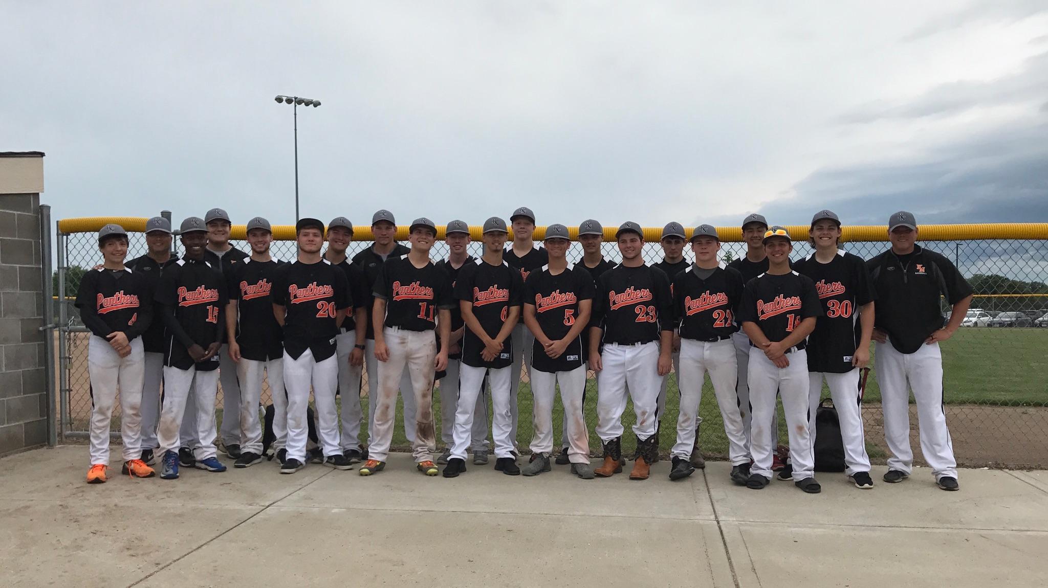 KNHS Baseball Team