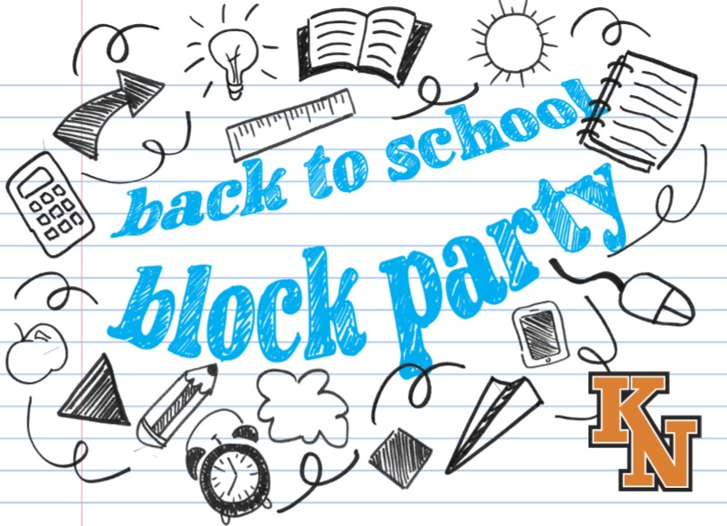 Back to School Block Party Video