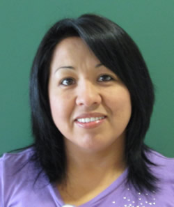 Martha Olivo, Head Custodian