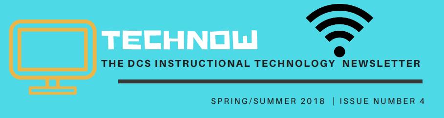 hernando elementary school spring 2018 technow newsletter great