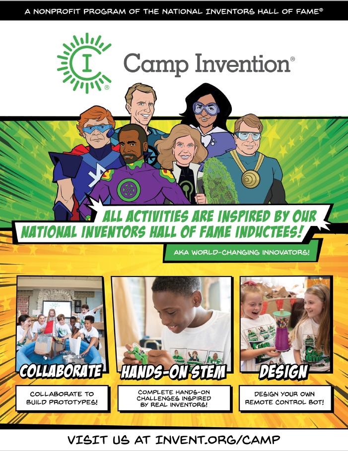 Camp Invention 2019