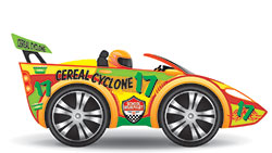 Cereal Cyclone