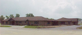 Picture of the Transition House building