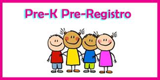 Pre-K Pre-Registro