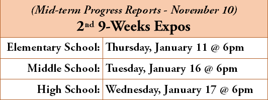 Mid-Term Progress Reports