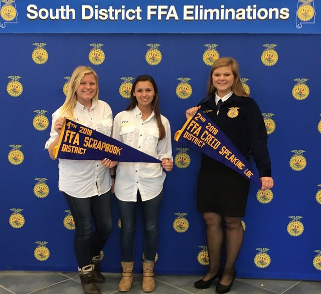 Welcome To The Pike County Board Of Education Website Ffa Members