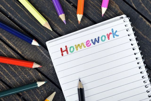 Announcement Image for Homework