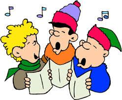 Announcement Image for Third Grade Christmas Program