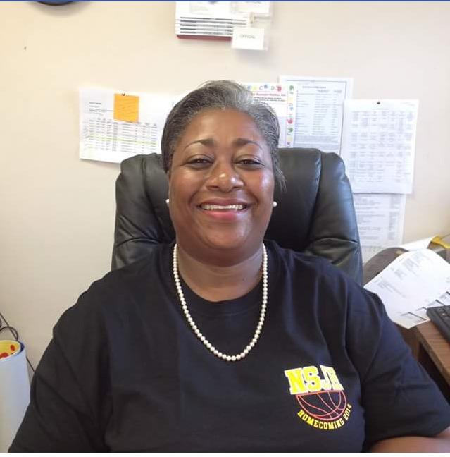 Mrs. Melissa Evans-Woods, Principal