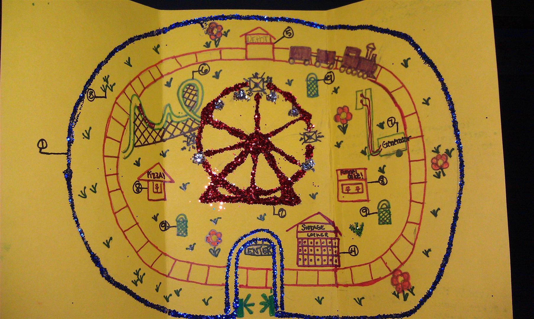 Cell Brochure Amusement Park Wwwtollebildcom