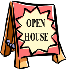 Announcement Image for Open House 2021