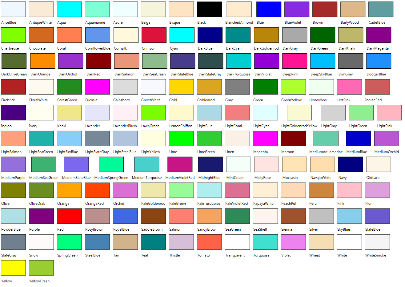 Color chart 2 news article image nvjuhfo Gallery