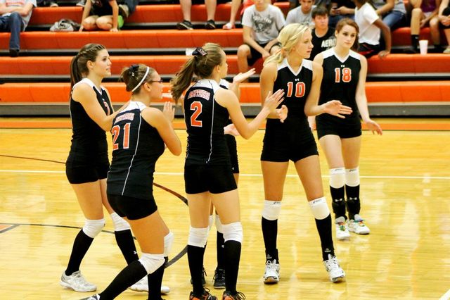 Knob Noster Public Schools - Panther Volleyball Looking to Hit Their ...