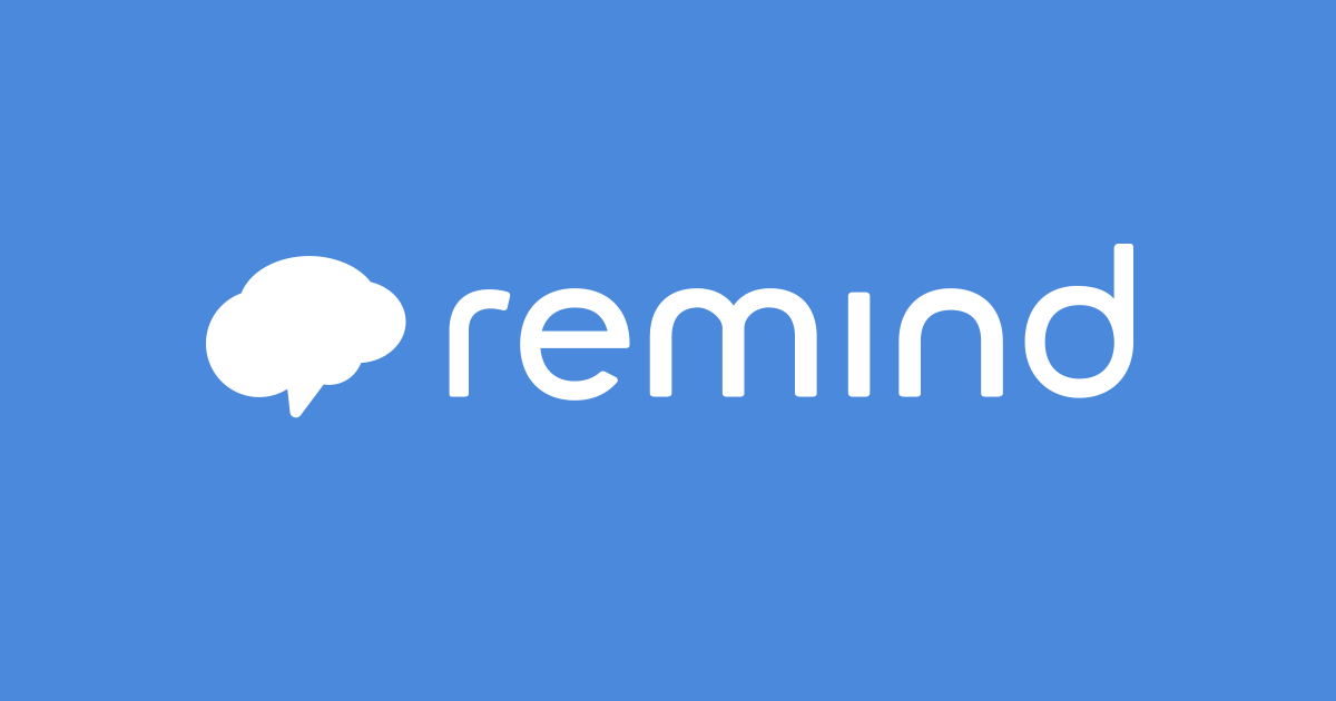 Announcement Image for Sign up for Remind texts!