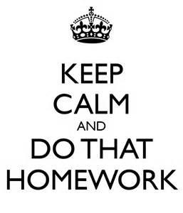 Announcement Image for Home Work