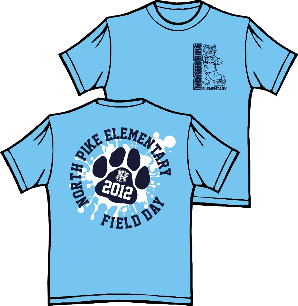 North Pike Elementary School: Highlights - Field Day