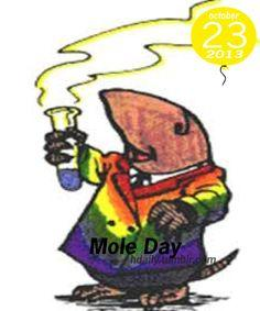 Announcement Image for Mole Day