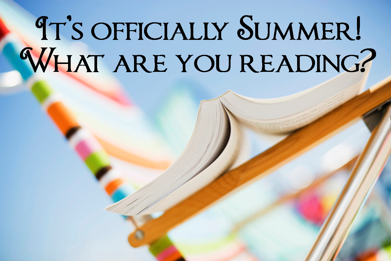 Announcement Image for Summer Reading