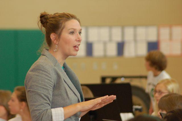 East Hamilton School: Teachers - ALLISON HALEY - Announcements