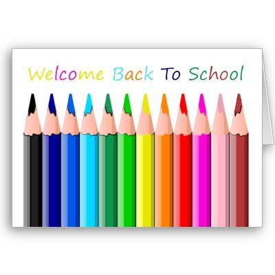Announcement Image for Welcome Back Scholars!