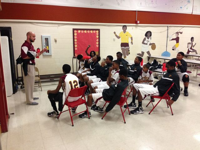 chattanooga central high school girls basketball Coach brooks began his teaching career with the old chattanooga public school system in1987 he was hired at the old hixson jr high school where he coached football, boys' basketball, boys' and girls' cross country and girls' track.