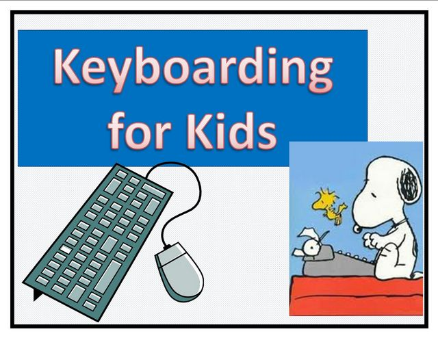 Announcement Image for Learn to Type