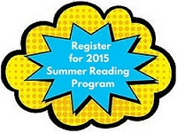 2015 Summer Reading Registration