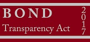 Bond Transparency Act 2017