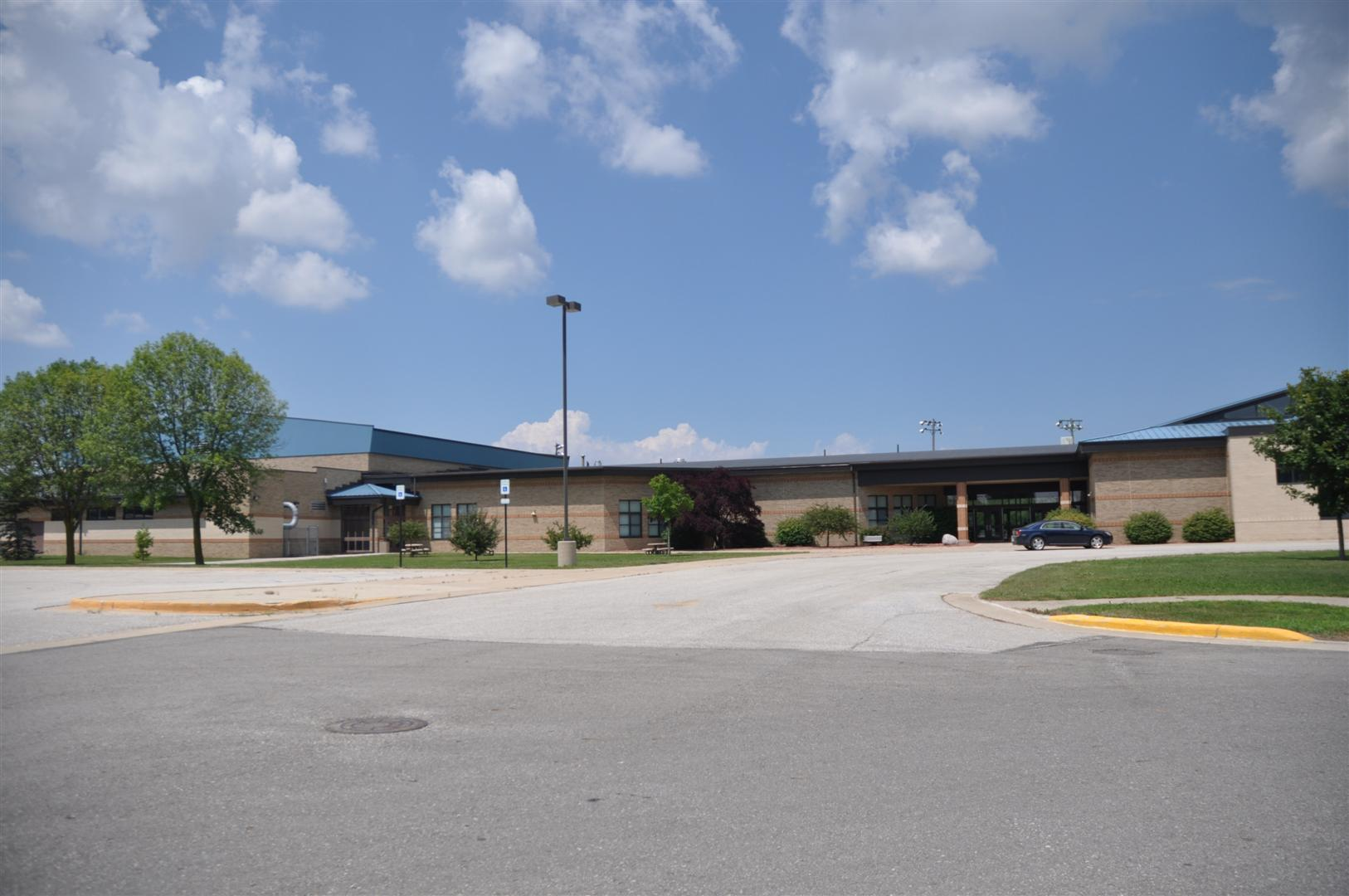 Picture of North Huron School Building